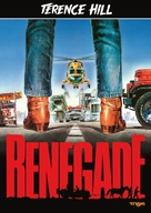 Renegade - German DVD cover (xs thumbnail)