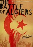 La battaglia di Algeri - DVD cover (xs thumbnail)