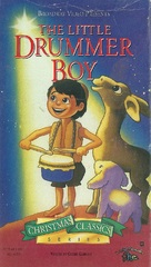 The Little Drummer Boy - VHS movie cover (xs thumbnail)