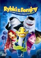 Shark Tale - Polish Movie Cover (xs thumbnail)