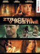 And Soon the Darkness - Czech DVD cover (xs thumbnail)