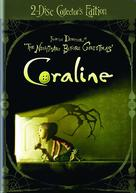 Coraline - DVD cover (xs thumbnail)