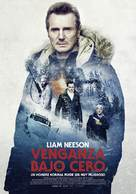 Cold Pursuit - Spanish Movie Poster (xs thumbnail)