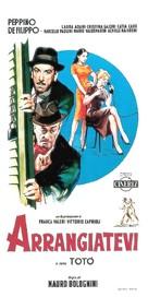 Arrangiatevi! - Italian Movie Poster (xs thumbnail)