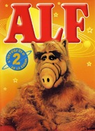 """ALF"" - French DVD movie cover (xs thumbnail)"
