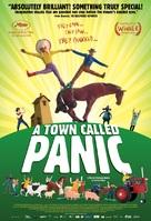 Panique au village - Movie Poster (xs thumbnail)