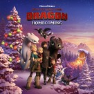 How to Train Your Dragon Homecoming - Movie Cover (xs thumbnail)