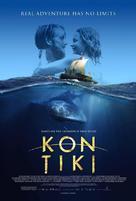 Kon-Tiki - Movie Poster (xs thumbnail)