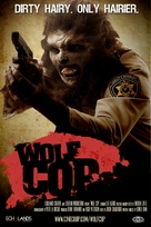 WolfCop - Canadian Movie Poster (xs thumbnail)