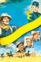 She Wore a Yellow Ribbon - Key art (xs thumbnail)