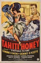 Tahiti Honey - Movie Poster (xs thumbnail)