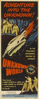 Unknown World - Movie Poster (xs thumbnail)