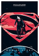 Man of Steel - Re-release movie poster (xs thumbnail)