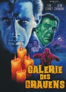 Dr. Terror's Gallery of Horrors - German DVD cover (xs thumbnail)