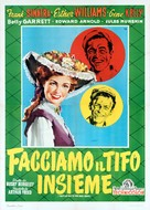 Take Me Out to the Ball Game - Italian Movie Poster (xs thumbnail)