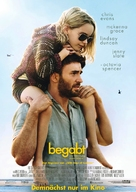 Gifted - German Movie Poster (xs thumbnail)