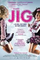 Jig - British Movie Poster (xs thumbnail)