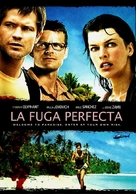 A Perfect Getaway - Colombian Movie Cover (xs thumbnail)