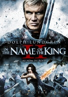 In the Name of the King: Two Worlds - Canadian DVD movie cover (xs thumbnail)