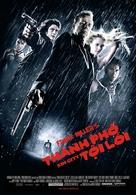 Sin City - Vietnamese poster (xs thumbnail)