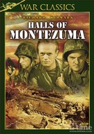 Halls of Montezuma - DVD cover (xs thumbnail)