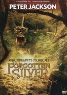 Forgotten Silver - Swedish DVD cover (xs thumbnail)