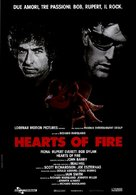Hearts of Fire - Movie Poster (xs thumbnail)