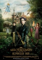 Miss Peregrine's Home for Peculiar Children - Swedish Movie Poster (xs thumbnail)