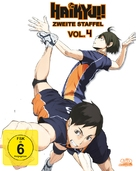 """Haikyuu!!"" - German Blu-Ray movie cover (xs thumbnail)"