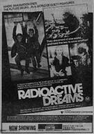 Radioactive Dreams - poster (xs thumbnail)