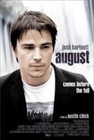August - British Movie Poster (xs thumbnail)