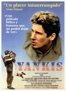 Yanks - Argentinian Movie Poster (xs thumbnail)