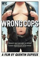 Wrong Cops - DVD cover (xs thumbnail)