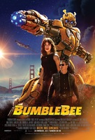 Bumblebee - Brazilian Movie Poster (xs thumbnail)
