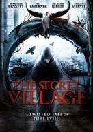 The Secret Village - DVD cover (xs thumbnail)