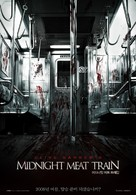 The Midnight Meat Train - South Korean Movie Poster (xs thumbnail)