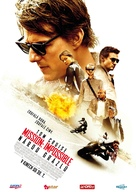 Mission: Impossible - Rogue Nation - Czech Movie Poster (xs thumbnail)