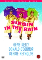 Singin' in the Rain - Danish DVD cover (xs thumbnail)