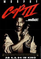 Beverly Hills Cop 2 - German Movie Poster (xs thumbnail)