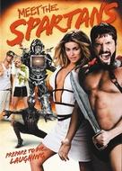 Meet the Spartans - DVD cover (xs thumbnail)