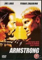 Armstrong - British DVD movie cover (xs thumbnail)