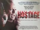 Hostage - British Movie Poster (xs thumbnail)
