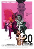 20 centímetros - Spanish Movie Poster (xs thumbnail)