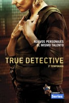 """True Detective"" - Spanish Movie Poster (xs thumbnail)"