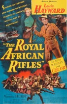 The Royal African Rifles - Movie Poster (xs thumbnail)
