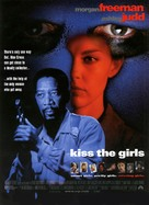 Kiss the Girls - Movie Poster (xs thumbnail)