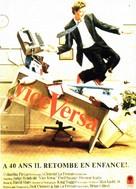 Vice Versa - French Movie Poster (xs thumbnail)