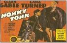 Honky Tonk - Movie Poster (xs thumbnail)