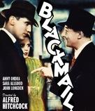 Blackmail - Blu-Ray movie cover (xs thumbnail)