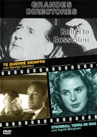 Stromboli - Spanish DVD cover (xs thumbnail)